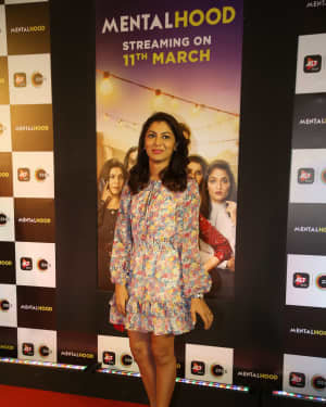 Sriti Jha - Photos: Screening Of Web Series Mentalhood | Picture 1725646