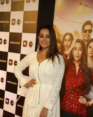 Anita Hassanandani - Photos: Screening Of Web Series Mentalhood