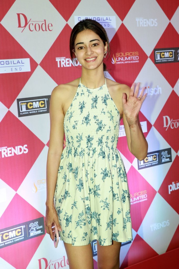 Ananya Panday - Photos: Celebs At DCode Luxury Expo At NSCI Worli | Picture 1725795