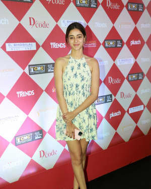 Ananya Pandey - Photos: Celebs At DCode Luxury Expo At NSCI Worli | Picture 1725793