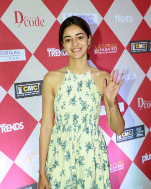 Ananya Pandey - Photos: Celebs At DCode Luxury Expo At NSCI Worli | Picture 1725795