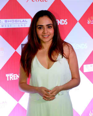 Amruta Khanvilkar - Photos: Celebs At DCode Luxury Expo At NSCI Worli