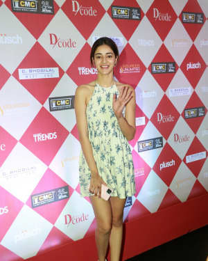 Ananya Pandey - Photos: Celebs At DCode Luxury Expo At NSCI Worli