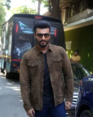 Arjun Kapoor - Photos: Promotion Of Film Sandeep Aur Pinky Faraar At Andheri