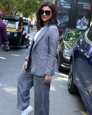 Parineeti Chopra - Photos: Promotion Of Film Sandeep Aur Pinky Faraar At Andheri | Picture 1725798