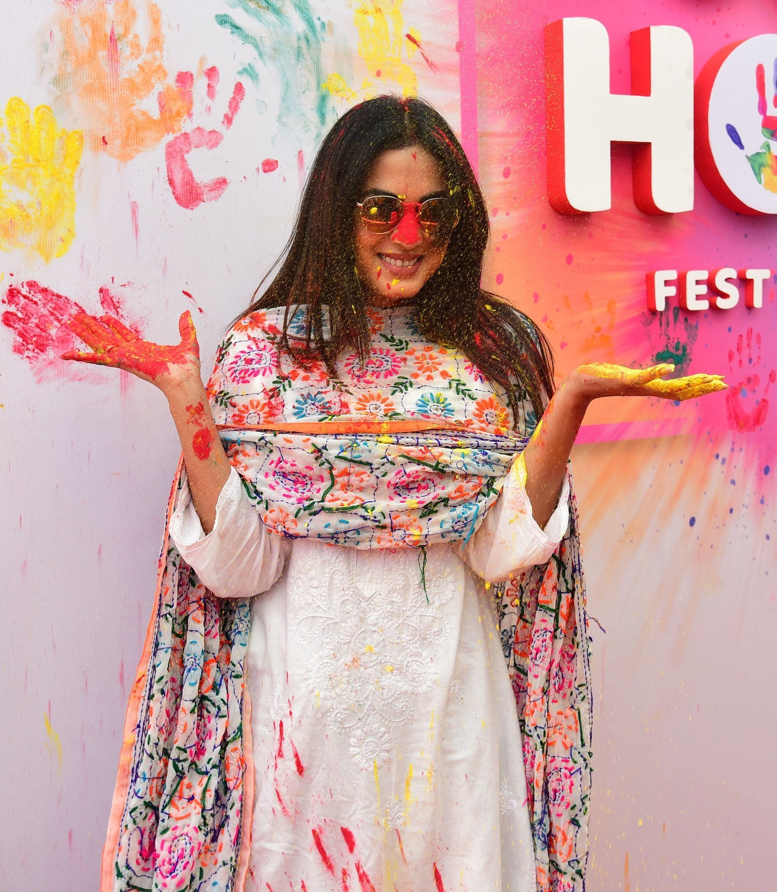 Sonal Chauhan - Photos: Zoom Holi Party 2020 At Taj Lands End   Picture 1725840