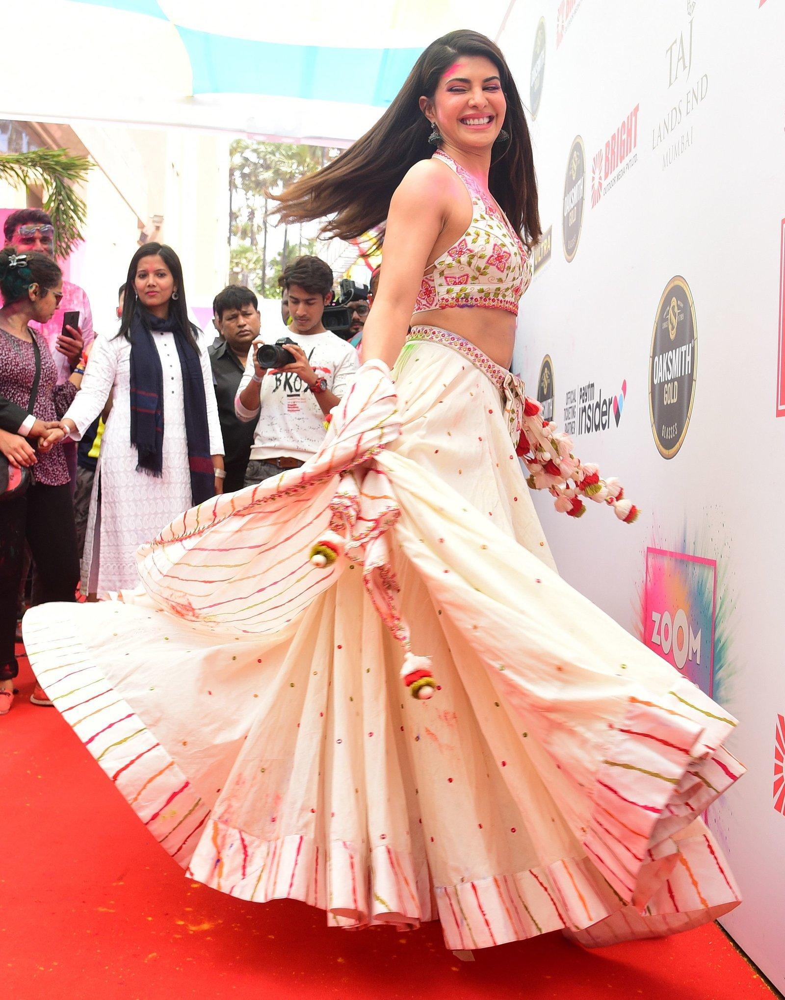 Jacqueline Fernandez - Photos: Zoom Holi Party 2020 At Taj Lands End | Picture 1725831