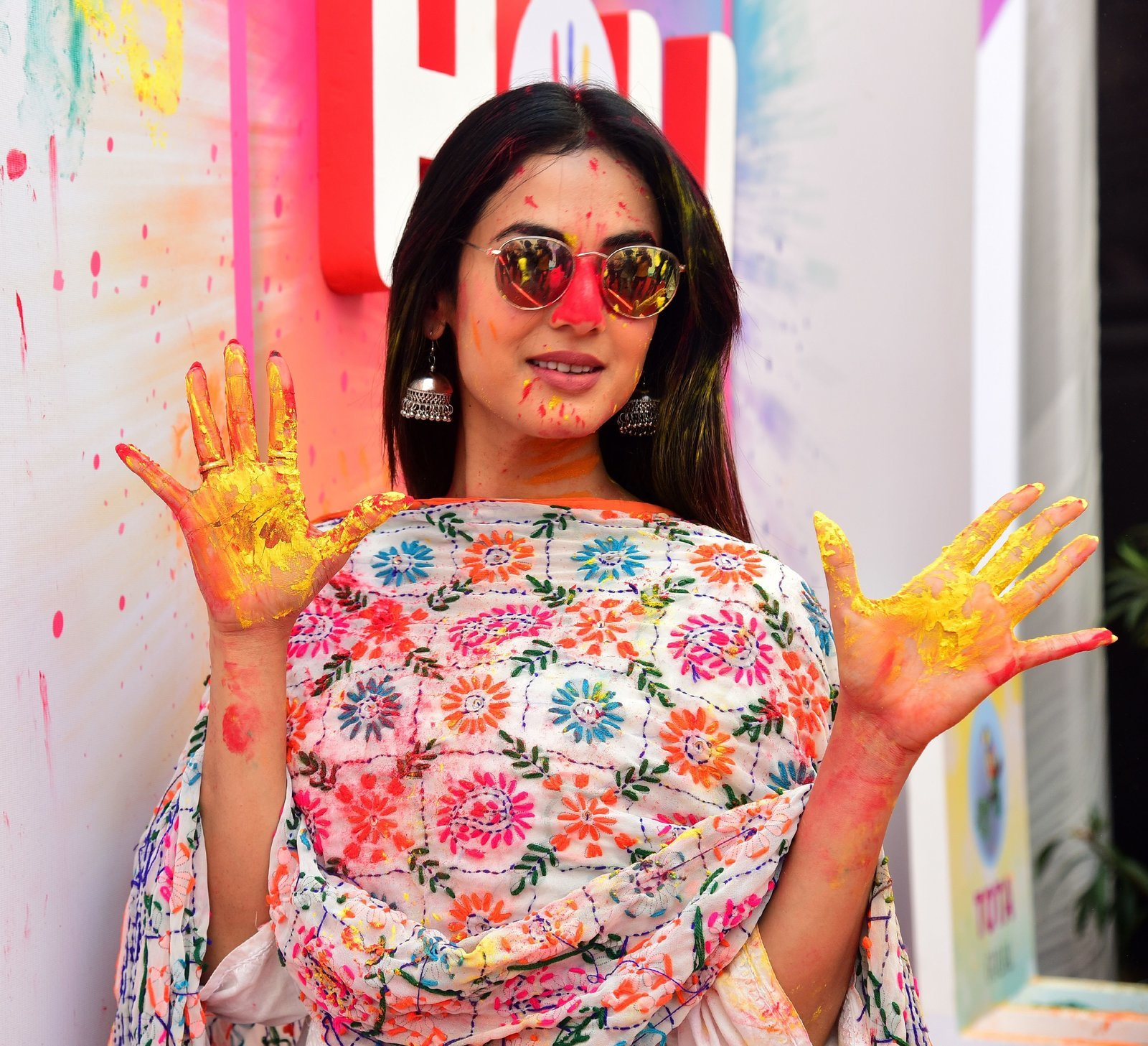 Sonal Chauhan - Photos: Zoom Holi Party 2020 At Taj Lands End | Picture 1725842