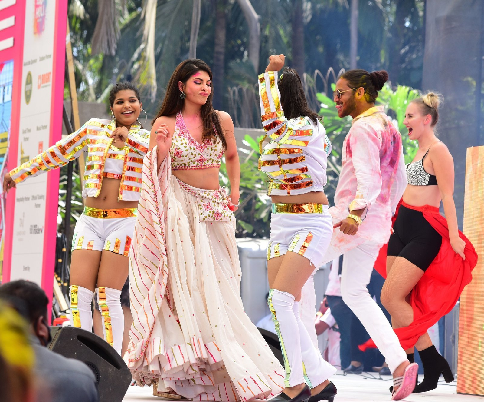 Photos: Zoom Holi Party 2020 At Taj Lands End | Picture 1725834