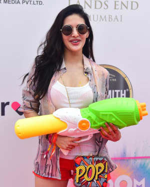 Amyra Dastur - Photos: Zoom Holi Party 2020 At Taj Lands End