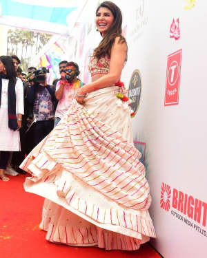 Jacqueline Fernandez - Photos: Zoom Holi Party 2020 At Taj Lands End | Picture 1725832