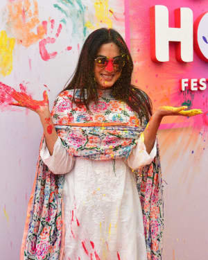 Sonal Chauhan - Photos: Zoom Holi Party 2020 At Taj Lands End | Picture 1725840