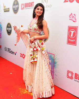 Jacqueline Fernandez - Photos: Zoom Holi Party 2020 At Taj Lands End | Picture 1725829