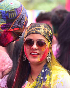 Photos: Zoom Holi Party 2020 At Taj Lands End | Picture 1725812