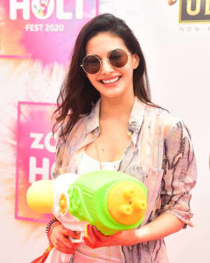Amyra Dastur - Photos: Zoom Holi Party 2020 At Taj Lands End | Picture 1725810