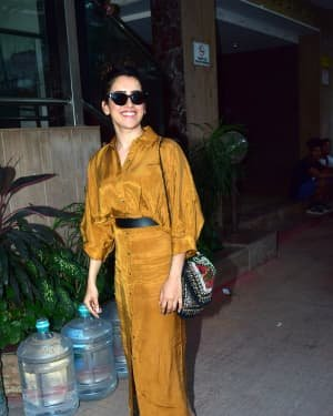 Sanya Malhotra - Photos: Celebs Spotted At Andheri | Picture 1726488