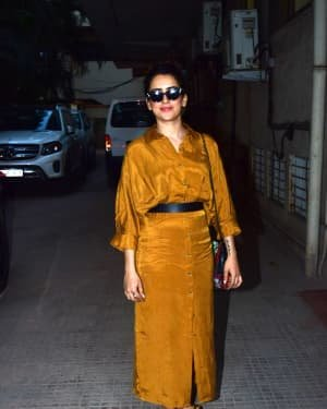 Sanya Malhotra - Photos: Celebs Spotted At Andheri | Picture 1726491