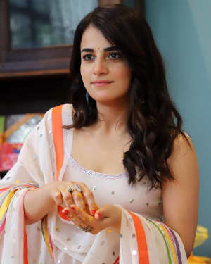 Photos: Radhika Madan Turns Halwai During The Promotions Of Angrezi Medium | Picture 1726364