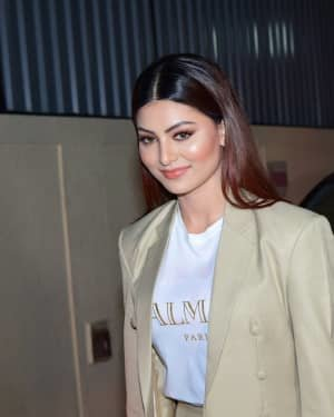 Urvashi Rautela - Photos: Screening Of Angrezi Medium At Pvr Juhu