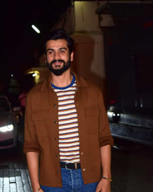Sunny Kaushal - Photos: Screening Of Angrezi Medium At Pvr Juhu