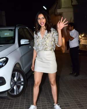 Rakul Preet Singh - Photos: Screening Of Angrezi Medium At Pvr Juhu | Picture 1726449