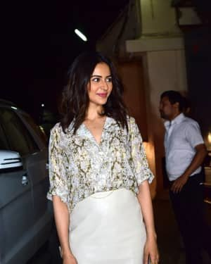 Rakul Preet Singh - Photos: Screening Of Angrezi Medium At Pvr Juhu | Picture 1726448