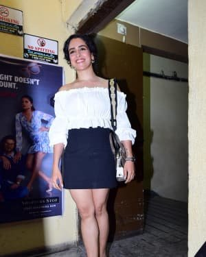 Sanya Malhotra - Photos: Screening Of Angrezi Medium At Pvr Juhu | Picture 1726412