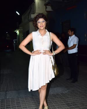 Tahira Kashyap - Photos: Screening Of Angrezi Medium At Pvr Juhu | Picture 1726483