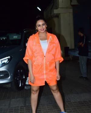 Huma Qureshi - Photos: Screening Of Angrezi Medium At Pvr Juhu | Picture 1726480
