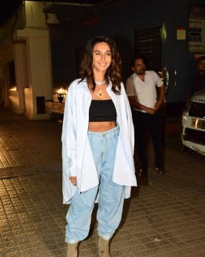 Shibani Dandekar - Photos: Screening Of Angrezi Medium At Pvr Juhu | Picture 1726436