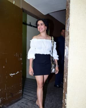 Sanya Malhotra - Photos: Screening Of Angrezi Medium At Pvr Juhu | Picture 1726413