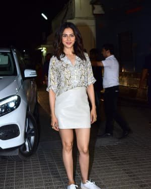 Rakul Preet Singh - Photos: Screening Of Angrezi Medium At Pvr Juhu | Picture 1726445