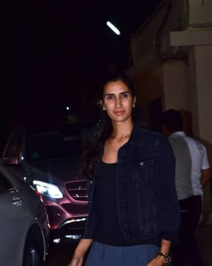 Pragya Yadav - Photos: Screening Of Angrezi Medium At Pvr Juhu