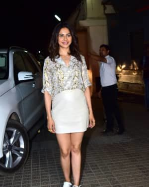 Rakul Preet Singh - Photos: Screening Of Angrezi Medium At Pvr Juhu | Picture 1726447