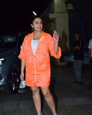 Huma Qureshi - Photos: Screening Of Angrezi Medium At Pvr Juhu | Picture 1726481