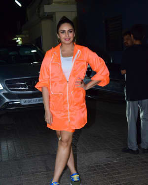 Huma Qureshi - Photos: Screening Of Angrezi Medium At Pvr Juhu | Picture 1726478