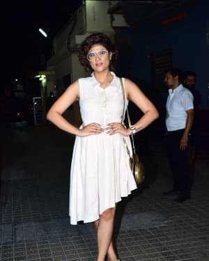 Tahira Kashyap - Photos: Screening Of Angrezi Medium At Pvr Juhu | Picture 1726484