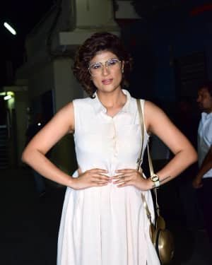 Tahira Kashyap - Photos: Screening Of Angrezi Medium At Pvr Juhu