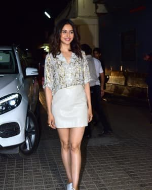 Rakul Preet Singh - Photos: Screening Of Angrezi Medium At Pvr Juhu | Picture 1726446