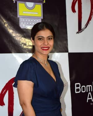 Kajol - Photos: Success Party Of Short Film Devi At Bombay Adda