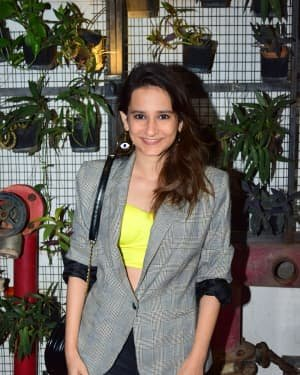 Yashaswini Dayama - Photos: Success Party Of Short Film Devi At Bombay Adda | Picture 1726522