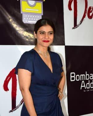 Kajol - Photos: Success Party Of Short Film Devi At Bombay Adda | Picture 1726511