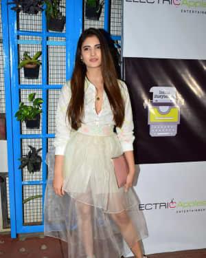 Shivani Raghuvanshi - Photos: Success Party Of Short Film Devi At Bombay Adda