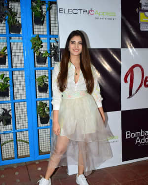 Shivani Raghuvanshi - Photos: Success Party Of Short Film Devi At Bombay Adda | Picture 1726543