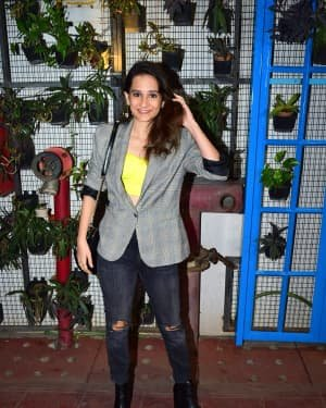Yashaswini Dayama - Photos: Success Party Of Short Film Devi At Bombay Adda | Picture 1726521