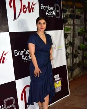 Kajol - Photos: Success Party Of Short Film Devi At Bombay Adda | Picture 1726512