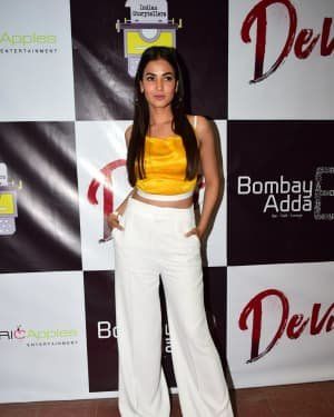 Sonal Chauhan - Photos: Success Party Of Short Film Devi At Bombay Adda