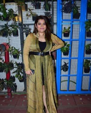 Shikha Talsania - Photos: Success Party Of Short Film Devi At Bombay Adda | Picture 1726527