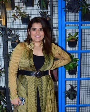 Shikha Talsania - Photos: Success Party Of Short Film Devi At Bombay Adda