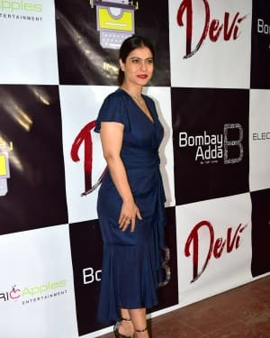 Kajol - Photos: Success Party Of Short Film Devi At Bombay Adda | Picture 1726508